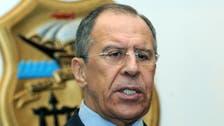 """لافروف: العلاقات الروسية الأميركية """"في الحضيض"""""""