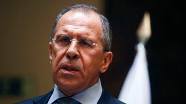 """لافروف يشير إلى اتفاق على أجندة لمفاوضات """"جنيف 3"""""""