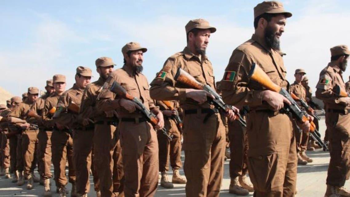 Afghani police