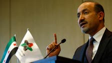 Syrian opposition ends dispute over rebel chief's dismissal