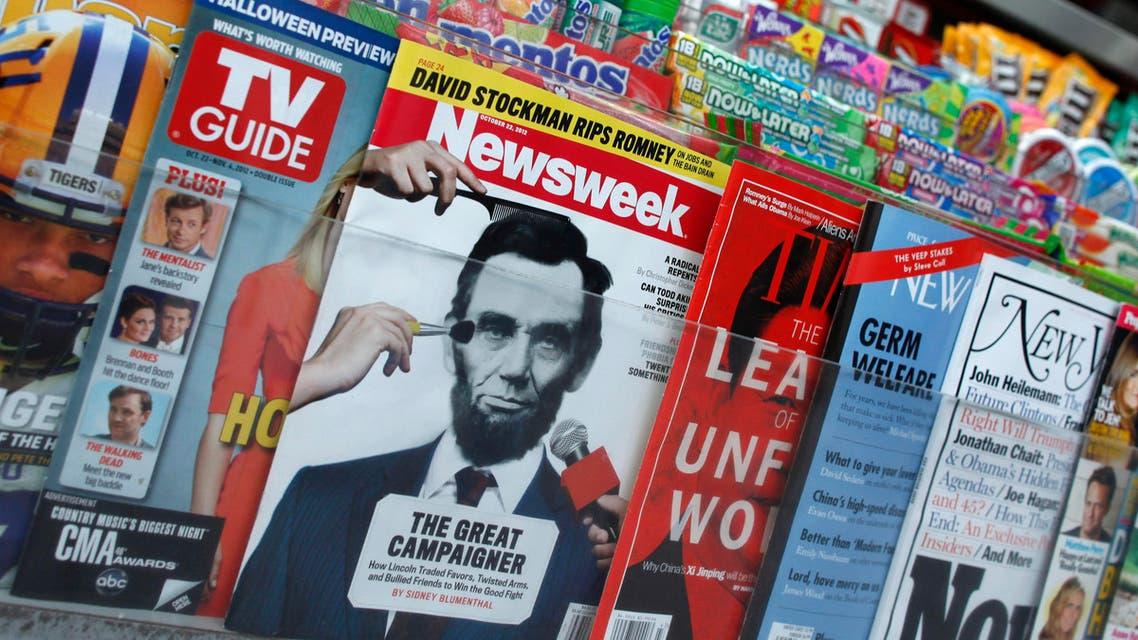 newsweek magazeine reuters