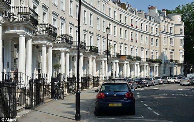 عقارات لندن