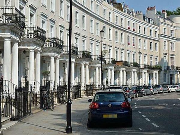 ارتفاع أسعار المنازل في لندن 1.3% على أساس سنوي