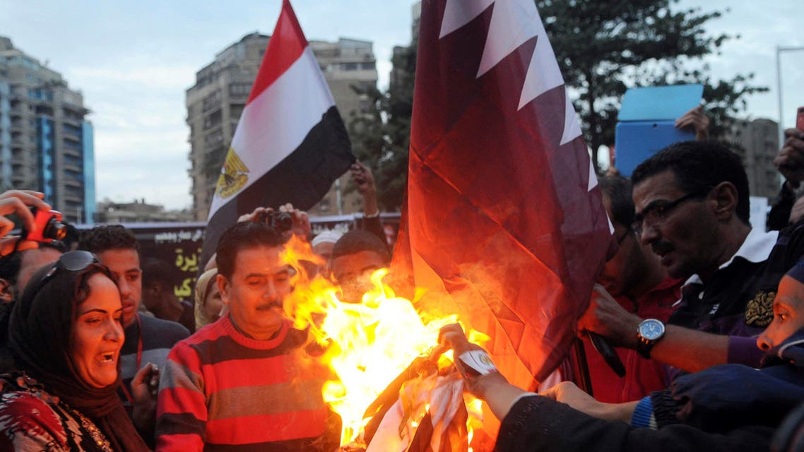 Egypt Qatar reuters