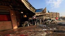 Café blast, car bomb kill eight in Iraq