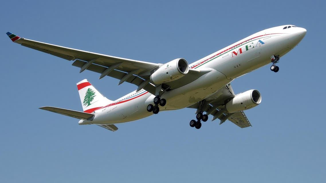 طيران الشرق الأوسط اللبناني