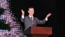Syria's Bashar al-Assad hails Russia's takeover of Crimea
