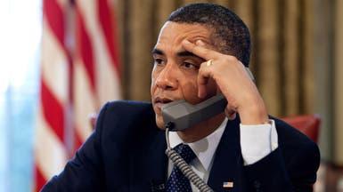 مكالمة لمدة ساعة بين أوباما وبوتين حول أوكرانيا
