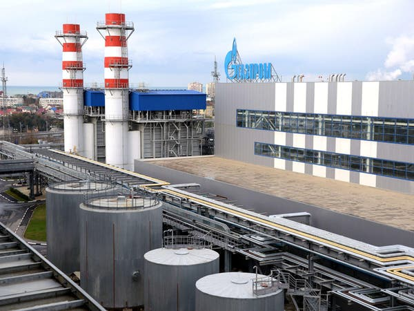عملاق الغاز الروسي تتراجع إيراداته من تصدير الغاز بـ52%