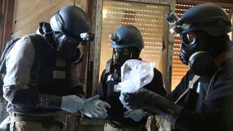 Syria 'increasing pace' in chemical removal, watchdog says