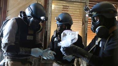 أمريكا تريد تحديد المسؤول عن هجمات كيمياوية في سوريا
