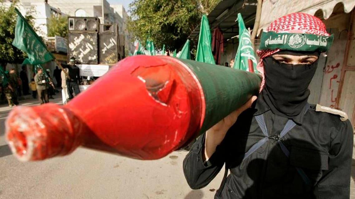 """Israel has said it captured a Gaza-bound ship Wednesday carrying dozens of Syrian-made rockets """"capable of striking anywhere in Israel."""" (File photo: Reuters)"""