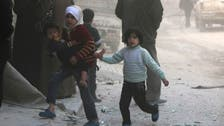 U.N. highlights plight of Syrian children