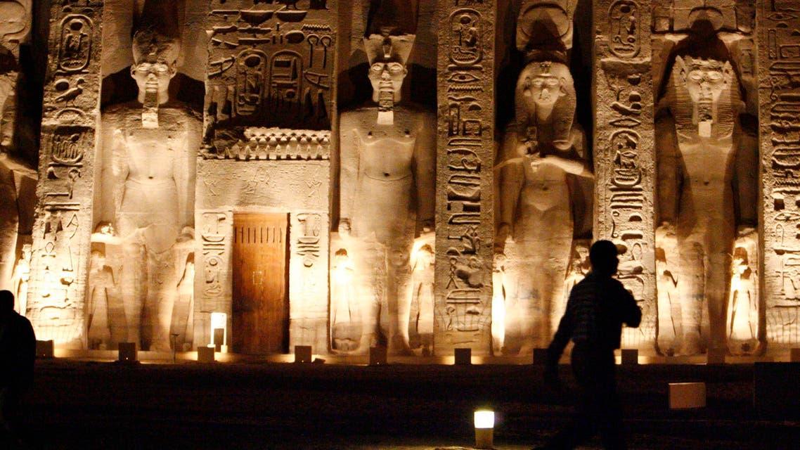 egypt pharoah reuters