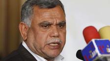 العراق.. وفد هادي العامري يصل أربيل لبحث تشكيل الحكومة
