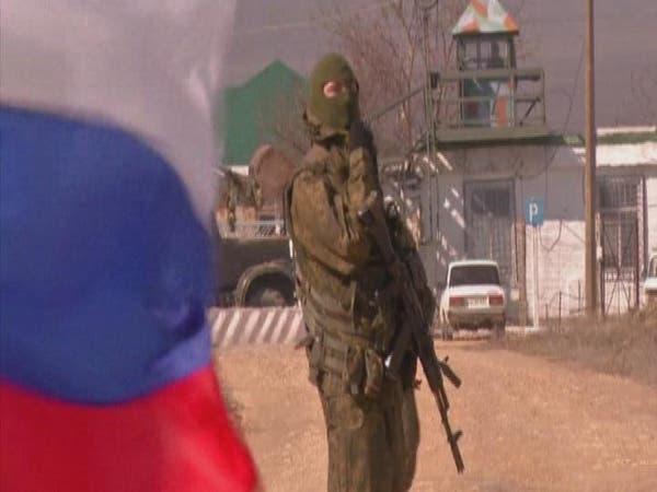 موسكو توسع سيطرتها العسكرية في القرم