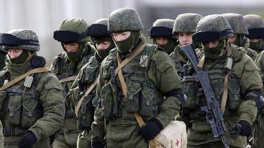 القرم تحل وحدات أوكرانيا العسكرية وكييف تعلن التعبئة