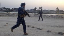 Suicide bomber uses Iraq police Humvee in attack