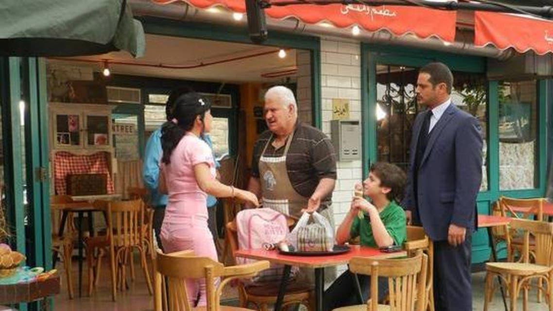 مشهد من فيلم بيبي اللبناني