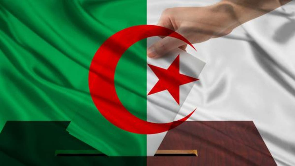 انتخابات الجزائر تصويت