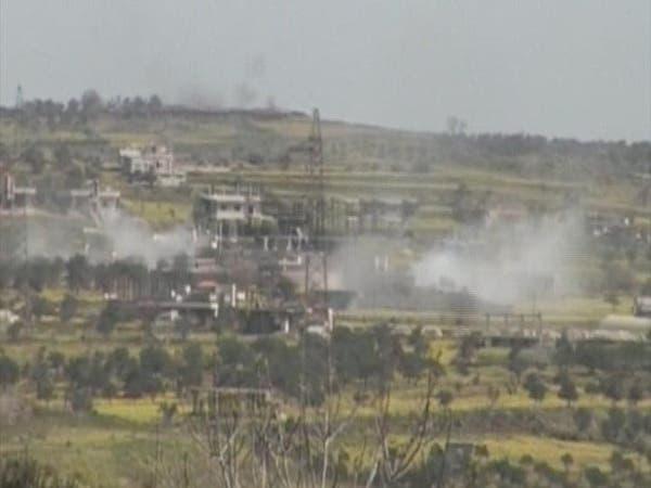 الجيش الحر يعلن ريف حمص الشمالي منطقة خالية من داعش