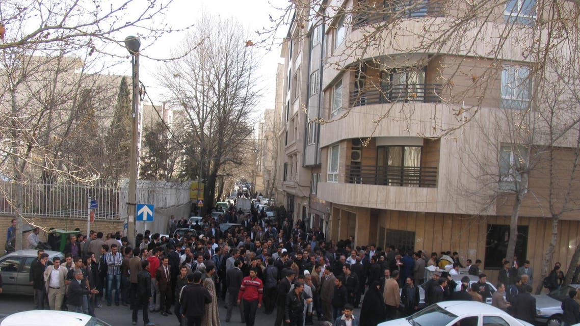 دراویش در تهران