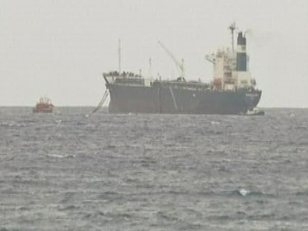 ليبيا: إطلاق النار على ناقلة النفط الكورية وإعطابها