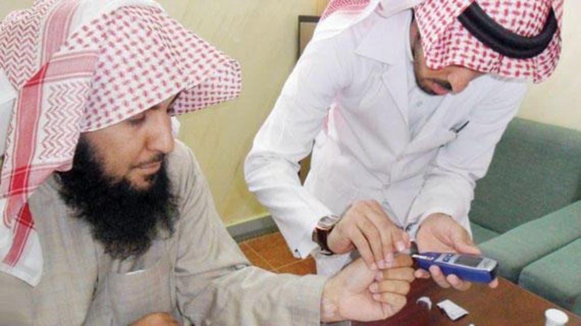 مرض سكري السعودية
