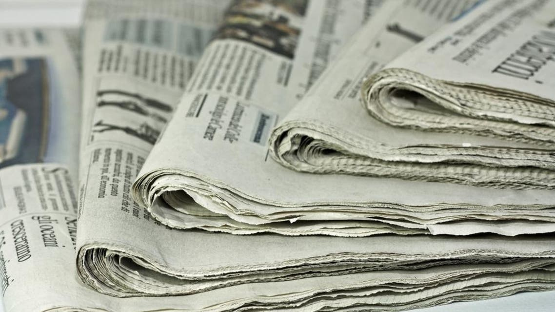 newspapers shutterstock