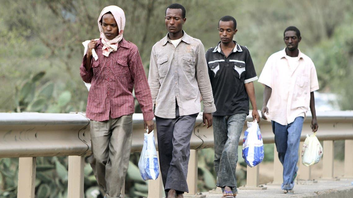 african migrants yemen
