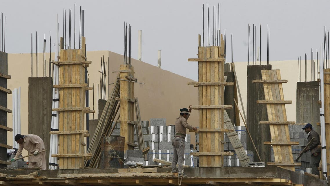 construction saudi reuters