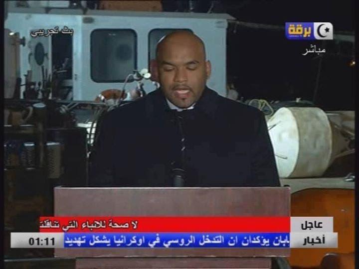 إبراهيم جضران، رئيس المكتب السياسي لإقليم برقة
