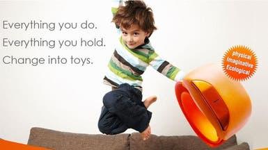 """Moff"" تطبيق يحول ألعاب الأطفال المملة إلى مسلية"