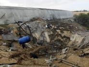 غارة على غزة تقتل 3 نشطاء.. وتحطم طائرة استطلاع