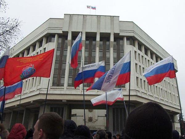 برلمان القرم يعلن استقلال الإقليم عن أوكرانيا