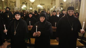 Only 25 Syria prisoners freed for nuns, says govt