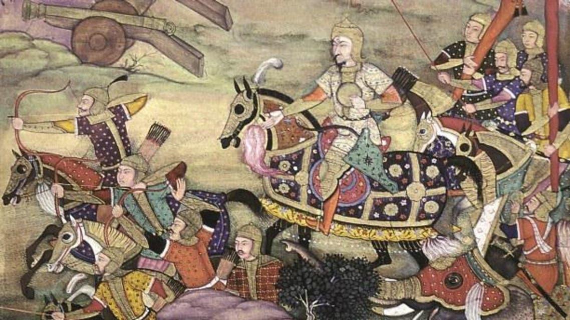 إمبراطورية المغول
