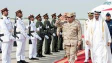 مصری آرمی چیف فیلڈ مارشل السیسی کی یو اے ای آمد