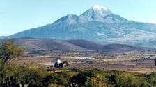 أربعة سياح يتيهون في بركان خامد بالمكسيك