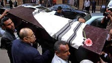 Deputy leader of Egypt's Jewish community buried