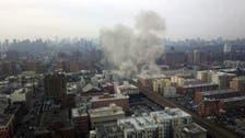 7 قتلى و60 جريحاً إثر انهيار مبنيين في نيويورك