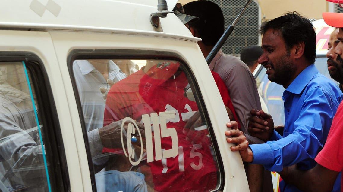Machine gun gangs causes high causalities in Pakistan