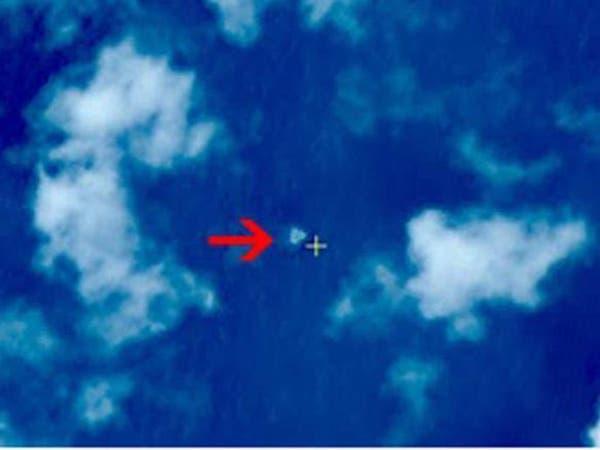 حطام ظهر من الفضاء حيث اختفت الطائرة الماليزية