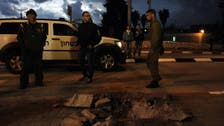 Salvo of rockets from Gaza strike southern Israel