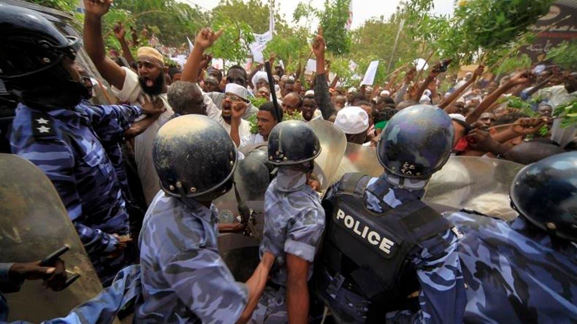 Reuters sudan