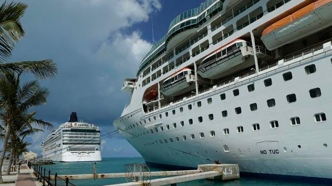 Reuters Norwegian Cruise Line