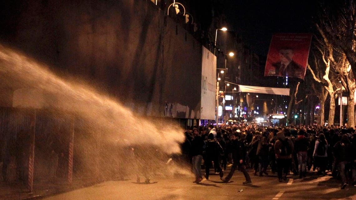 Turkey protesters unite over death of teenager