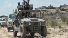 حوثی جنگجوؤں کی مداخلت روکنے کے لیے یمنی فوج کا گشت