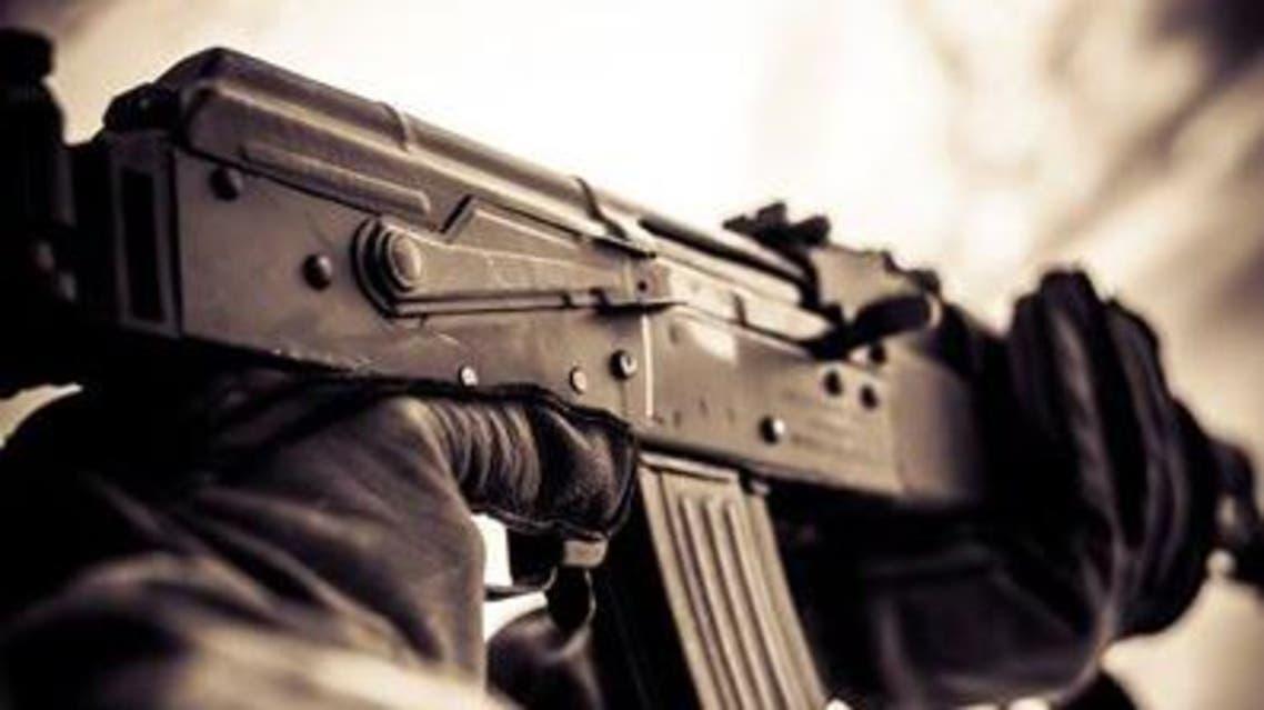مسلح اطلاق نار مسلحون مجهولون