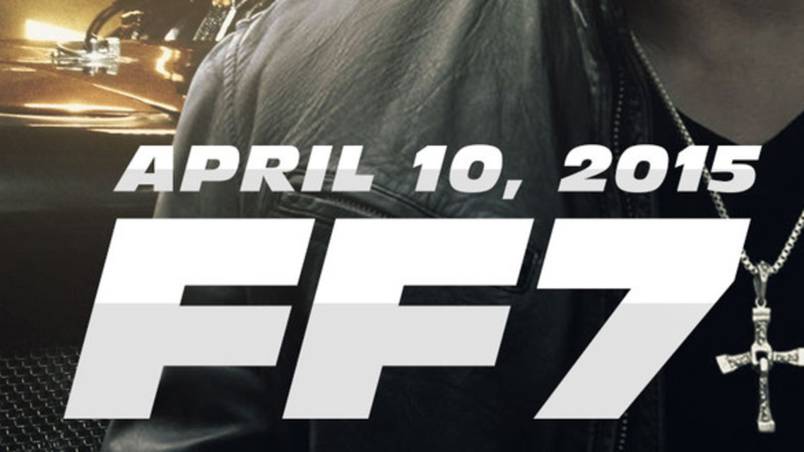 Fast & Furious 7 is scheduled for release in April 2015. (Image courtesy: Facebook)